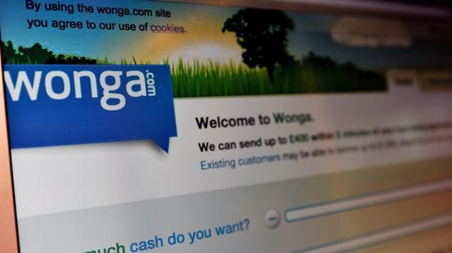 Wonga Debt