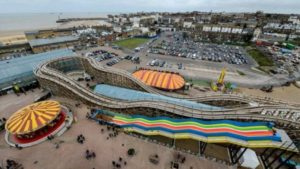 Margate Dreamland continues regeneration despite debt