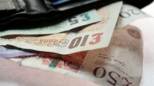UK debt: one in four households could face debt