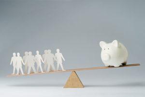 A near-debt experience