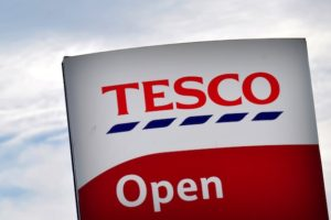 BRITAIN-RETAIL-FOOD-BUSINESS-EARNINGS-TESCO
