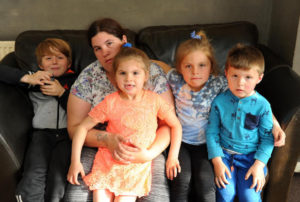 Hull mum of 5 losing home due to benefits cap